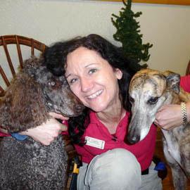 Santa Rosa Paradise Pet Resorts Manager Luigina Macor
